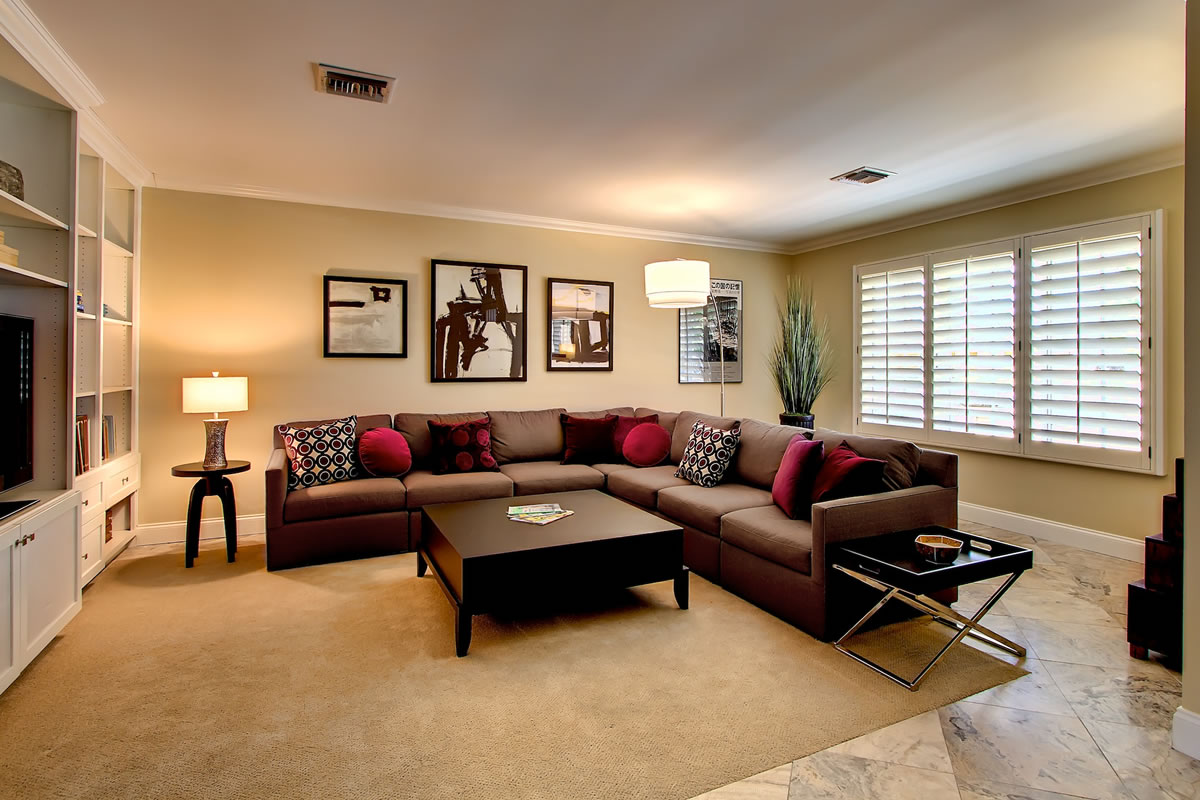 Remodel Living Room Ideas. Arcadia Interior Design and Remodel  by Elle