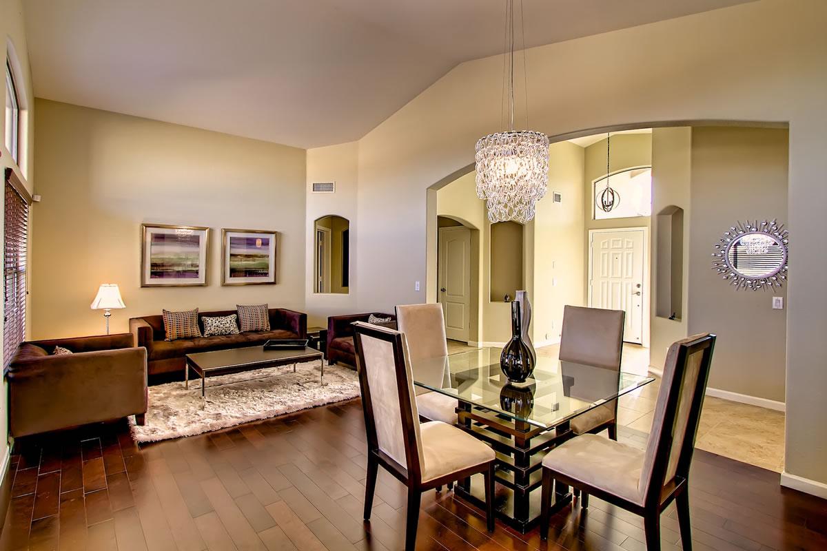 Chandler Contemporary Home Remodel and Interior Design - Interior ...
