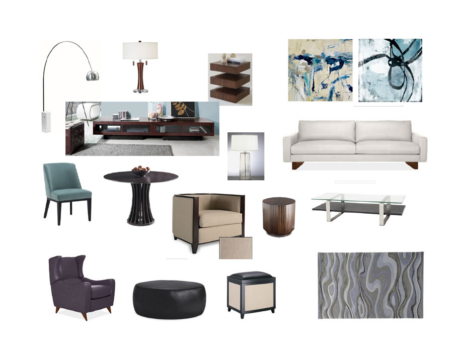 Phoenix Interior Designer Design Boards