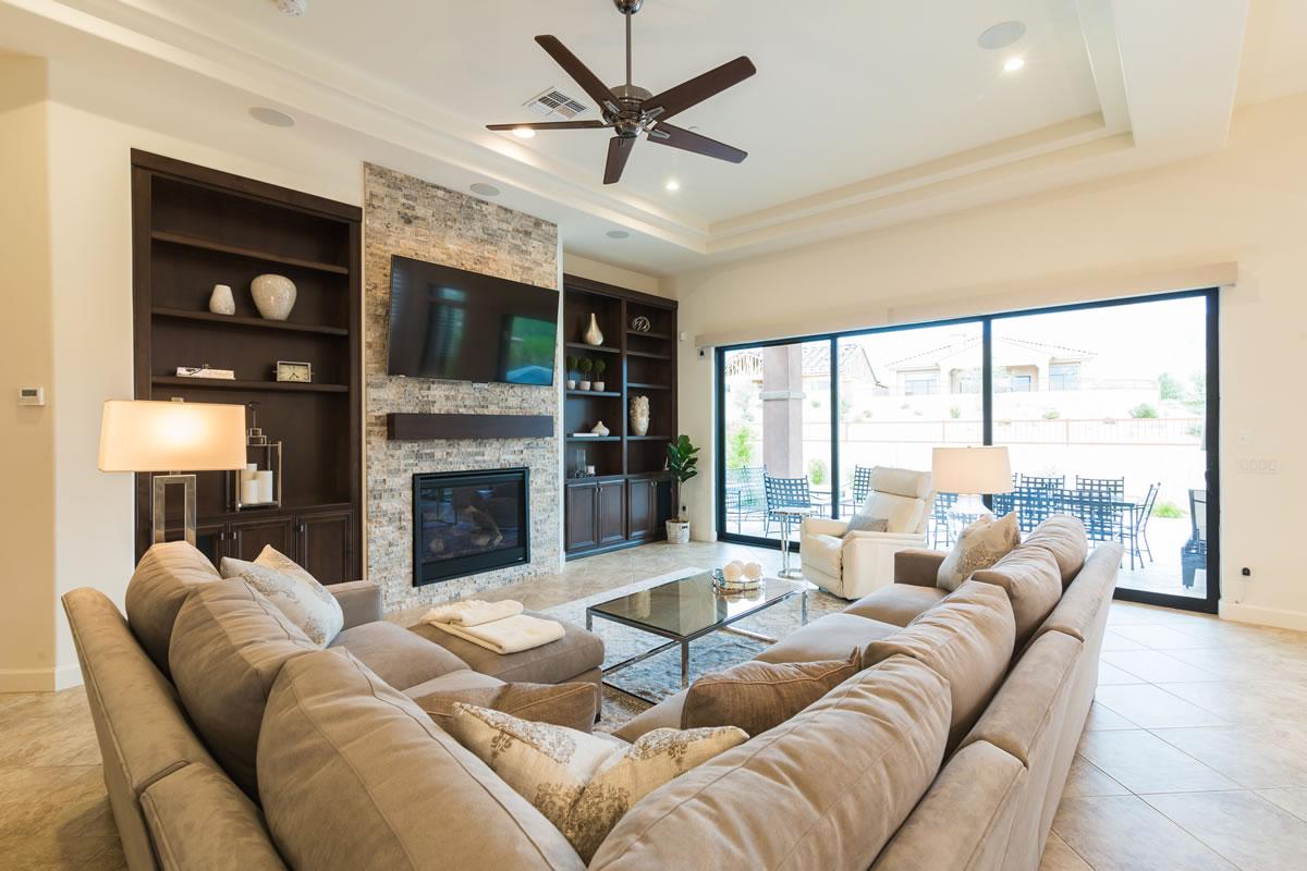 North Scottsdale Interior Design Interior Design by Elle Interiors