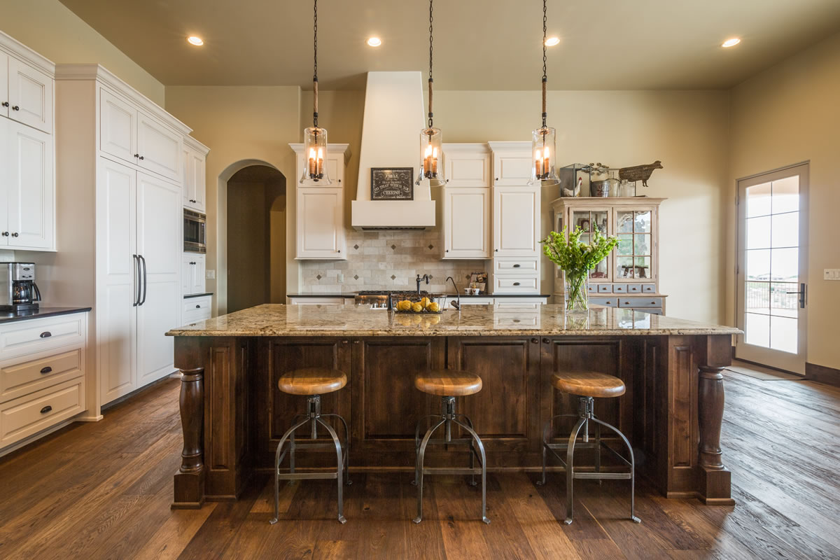 North Scottsdale Kitchen New Build Interior Design By