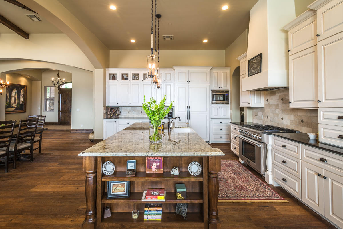 North scottsdale kitchen new build interior design by for New build kitchen designs