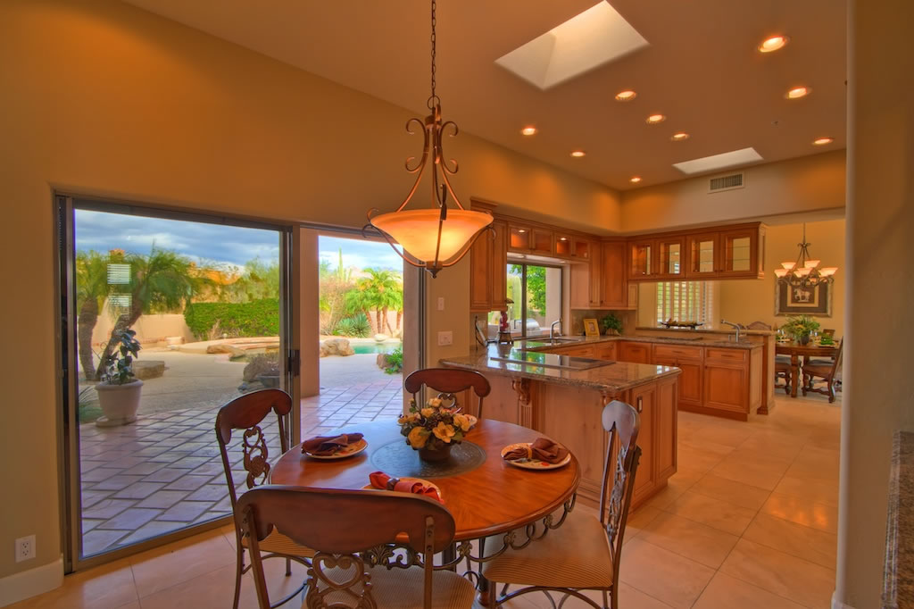 North Scottsdale Remodel And Staging Interior Design By
