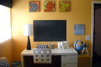 Kids Room Remodel