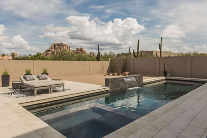 North Scottsdale Outdoor Living Design