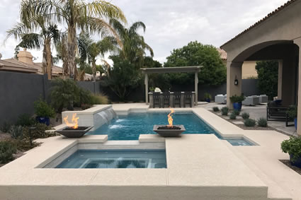 Ocotillo, Chandler Outdoor Living Design