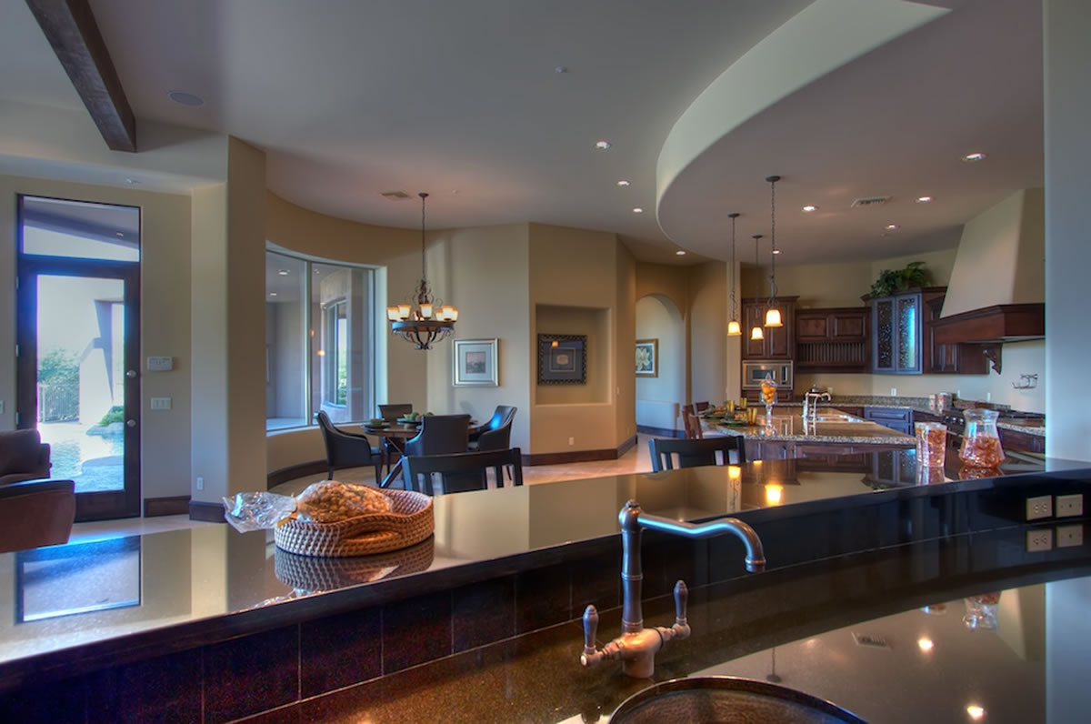 Scottsdale Interior Design: Troon North Scottsdale Remodel And Interior Design